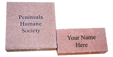 Personalized Bricks & Pavers