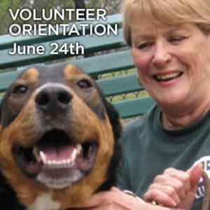 Volunteer Orientation (FULL) @ Lantos Center for Compassion   Burlingame   California   United States