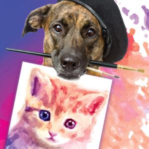 Paint Your Pet @ Lantos Center for Compassion | Burlingame | California | United States
